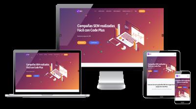 Página web responsive para tu negocio