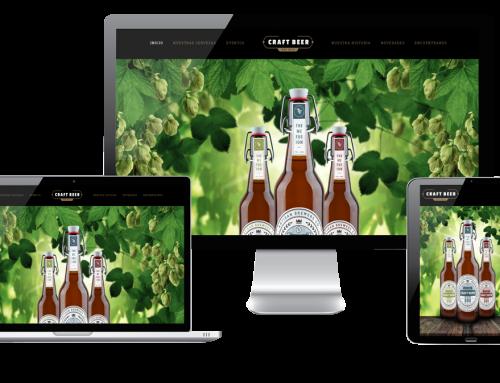 Página Web para tu bar