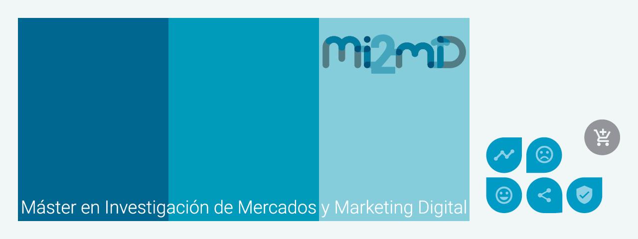 Máster en investigación de mercados y marketing digital