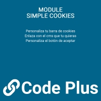 Módulo Simple Cookie