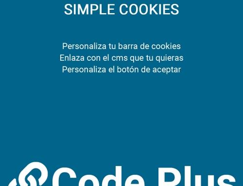 Módulo Simple Cookie