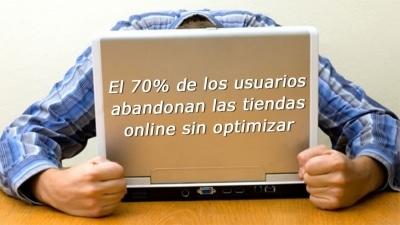 Los usuarios suelen abandonar las tiendas online si no les atrae su diseño