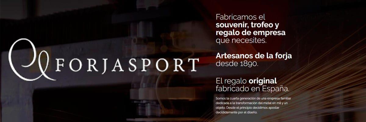 Forjasport Souvenirs, trofeos, regalo promocional, señalización, PLV, hostelería... Mil y un productos a la carta y 100% personalizados.