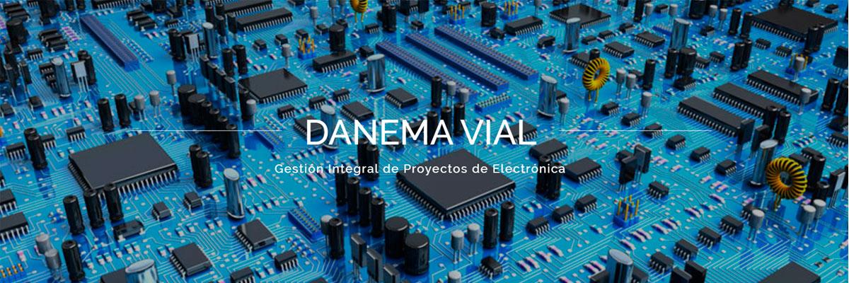 Danema Vial, Gestión Integral de Proyectos de electrónica