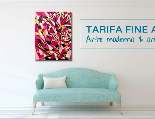 Tarifa Fine Art, Arte Original & Exclusivo
